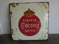 Great Value Corona Metal Table Porcelain Top 12-old Mexican-restaurant-30x30