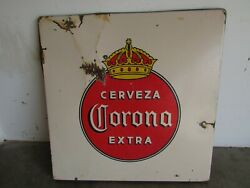 Great Value Corona Metal Table Porcelain Top 13-old Mexican-restaurant-30x30