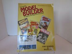 Lionel's Model Builder Book Kalmbach 1998 By Thompson And Carp Softcover Lotd