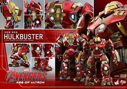 Hot Toys Andndash Mms285 Andndash Avengers Age Of Ultron 1/6th Scale Hulkbuster Action Figure