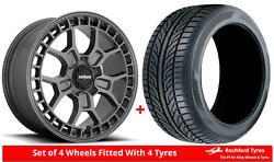Alloy Wheels And Tyres 19 Rotiform Zmo-m For Infiniti M45 [mk1] 03-04