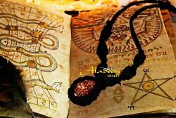 Become Trillionaire- Vintage Kuber Bhooti Made Old Mysterious Magick Necklace