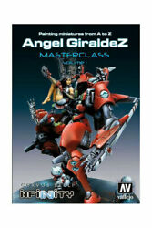 Vallejo Paint 279843 Volume 1 Painting Miniatures Fro A To Z Angel Giraldez