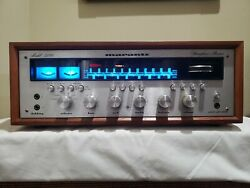 Vintage Marantz 2270 W/ Leds In Good Condition And Working Well