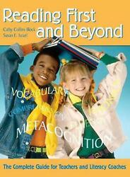Reading First And Beyond The Complete Guide For Teachers And Literacy Coaches B