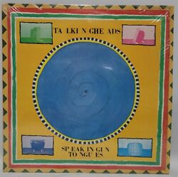 Talking Heads ♫ Speaking In Tongues ♫ Rare 1983 Sire Records Vinyl Lp In Shrink