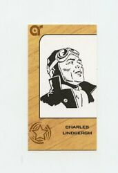 Tn16669 Charles Lindbergh Arelix Famous Personalities Card