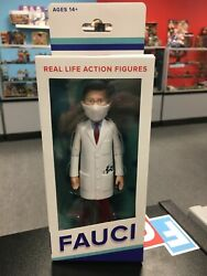 Dr. Anthony Fauci Real Life Action Figure Series New In Box Fctry