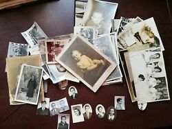 Vintage Mexican Family Baby Lot Of 120 Dif Photographs Photo Pictures 40's 60's