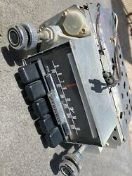 1969 69 70 Ford Shelby Mustang Factory Am Fm Radio C9za19241 Boss Shelby
