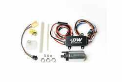 Deatschwerks 440lph In-tank Fuel Pump With Pwm Controller For 11-14 Mustang F150
