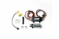 Deatschwerks 440lph In-tank Fuel Pump With Controller For 05-10 Ford Mustang