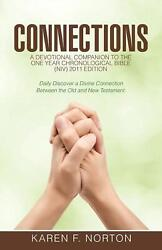 Connections A Devotional Companion To The One Year Chronological Bible Niv, 201
