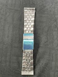 Authentic Breitling For Bentley Speed Stainless Steel Bracelet Band 990a