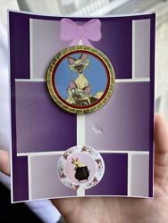 Si Am Cat Plate Pin Le35 Wither Wings Wares Www Harry Potter Fantasy Pin New