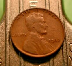 Better 1932-p Lincoln Wheat Cent 1c. 7228