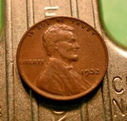 Better 1932-p Lincoln Wheat Cent 1c. 7227