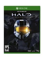 Halo The Master Chief Collection - Xbox One Brand New Sealed