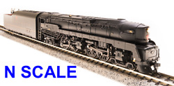 Broadway Limited N Scale Pennsylvania T1 4-4-4-4 Steam Locomotive Sound/dcc 5505