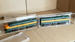 Life-like Fa2 Great Northern Gn 278a A And B N Scale
