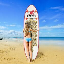 Pump Inflatable 10 Foot Cruiser Tech Sup Stand Up Paddle Board 3-ply Pvc Protect
