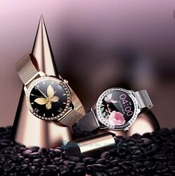 Womenandrsquos Watch Luxury High Quality Silverand Gold Msg Which One You Want