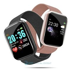 Womenandrsquos Smart Watch Fitness Tracker Heart Rate Black Gold Silvermsg Which One