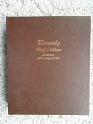 Kennedy Half Dollar Complete Set 1964 - 2006 Pdsms S Proof + S Silver Proof