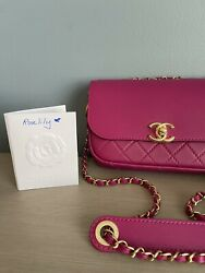 19K Chanel bag with removable coin purse $4240.00