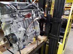 Engine 2.0l Naturally Aspirated Vin 2 6th Digit Fits 16-19 Civic 1573048