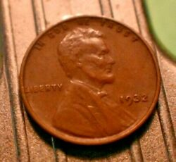 Better 1932-p Lincoln Wheat Cent 1c. 7352