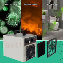 30000mg/h Commercial Ozone Generator Industrial Air Purifier Mold Mildew Smoke