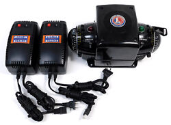Used Lionel 6-32930 Zw And Powerhouse Power Supply Set No Box