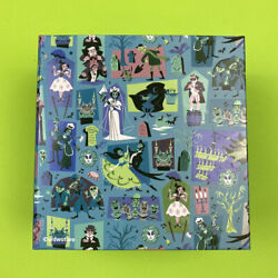 Disney Dooney And Bourke Haunted Mansion Limited Edition Magic Band Le 2500 New