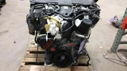 Engine 212 Type E350 3.5l Vin 8j 6th And 7th Digits Fits Mercedes E-class 700382