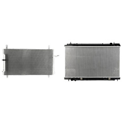 A/c Condenser And Radiator Kit For 2007-2009 Nissan 350z