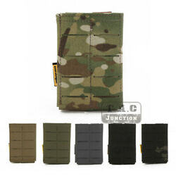 Emerson Tactical Molle Ultralight Rifle 5.56 7.62 308 Magazine Pouch Mag Carrier