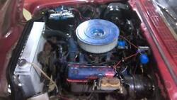 Lincoln/mercury 6.0l 368 Y-block V8 Engine With Carb/accessories Video Tested