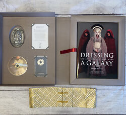 Star Wars Dressing A Galaxy Deluxe Limited Edition / Rare / 1760 Of 2500