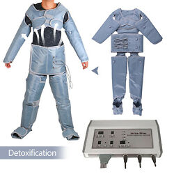 Pressotherapy Air Pressure Machine Slimming Suit Full Body Far-infrared Massager
