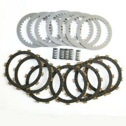 Motorcycle Parts New Clutch Plate Kit For 1998-2011 Yamaha V Star 650 Xvs650