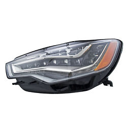 Cpp Replacement Headlight Au2502172 For Audi A6 A6 Quattro S6