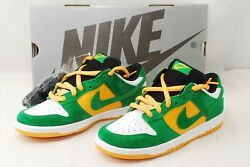 And039and039dead Stockand039and039 2003y Nike Dunk Low Pro Sb Bucks Us 8 Green 304292-132 From Japan