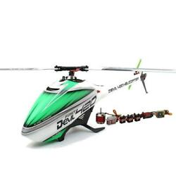 Rc Helicopter Alzrc Devil 420 Fast Fbl 6ch Super Combo Aerobatic And 3d Helicopter