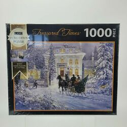 D.r.laird Lang Special Edition Jigsaw Puzzle Treasured Times New Sealed