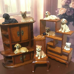 Sold Out Miniature Furniture Dollhouse