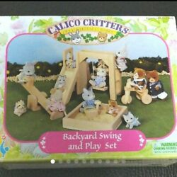Ultra Rare Difficult To Obtain Sylvanian Families Calico Critters