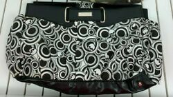 Miche Crystal Classic Skull Bag Purse Shell Wrap Cover Retired Halloween New