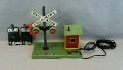 American Flyer 759 Bell Danger Signal With Box