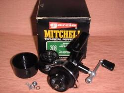 Rare Famous Mitchell 308 Good Institution Box With Spare Parts
